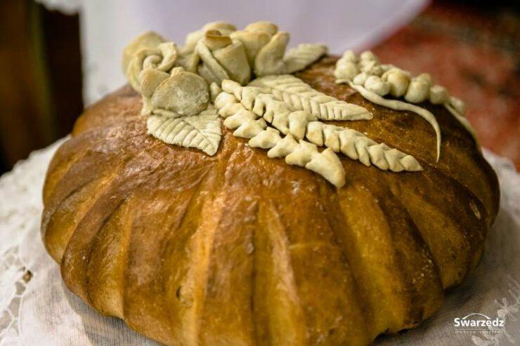 Dożynki chleb