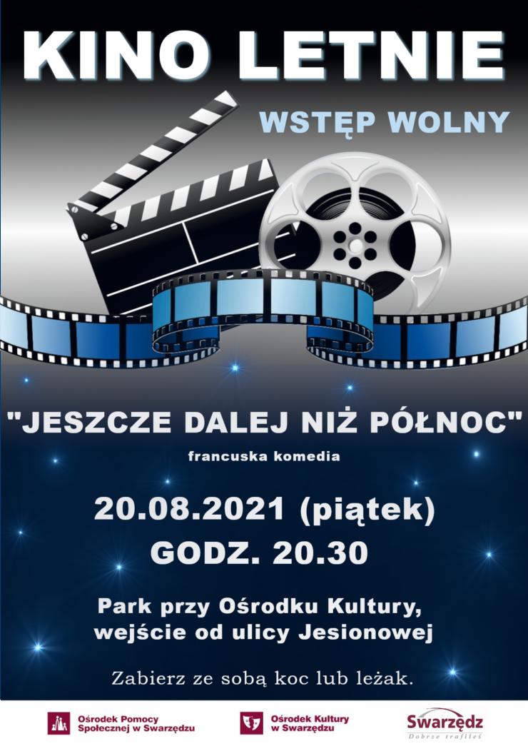 Plakat Kino Letnie