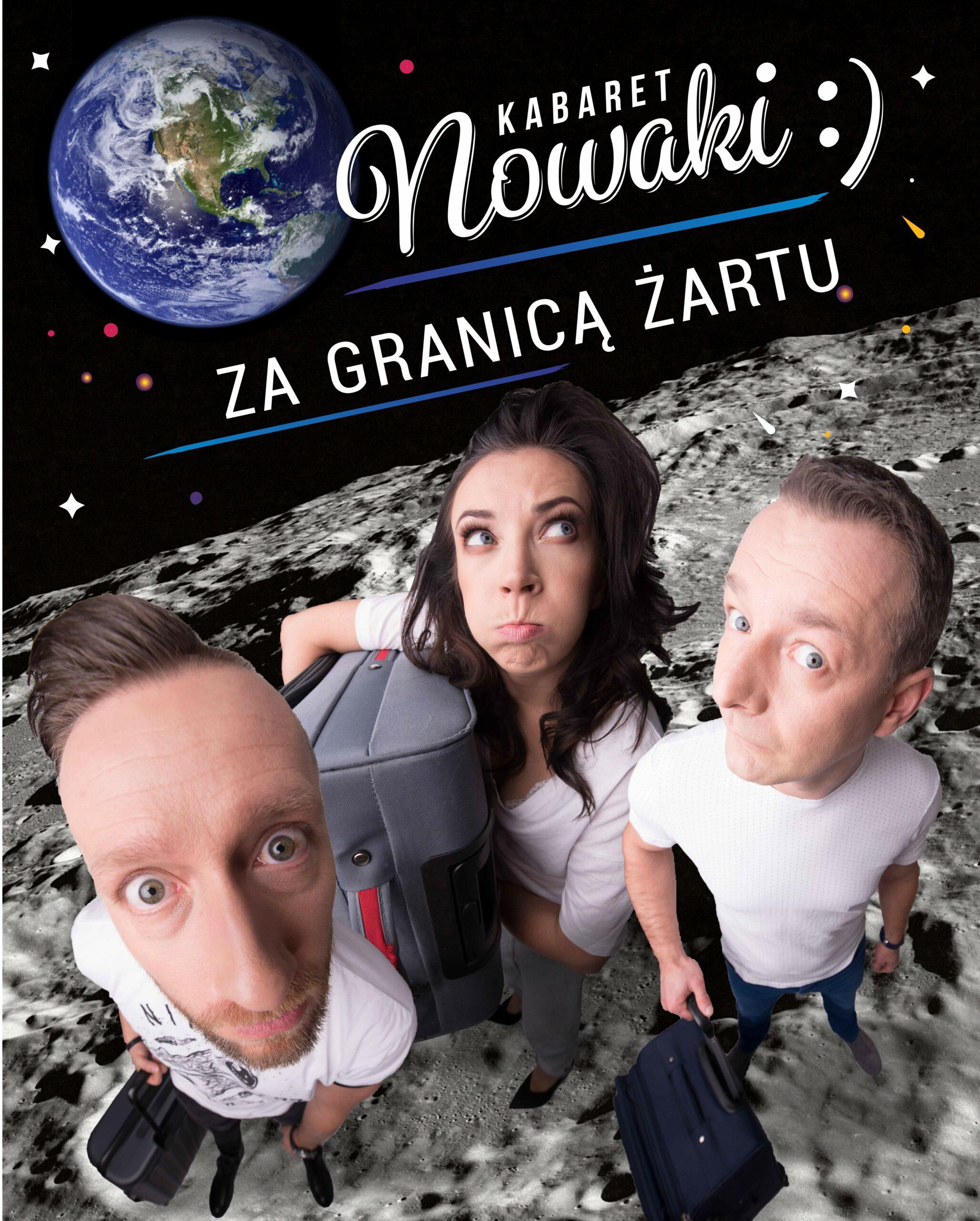 Kabaret Nowaki plakat