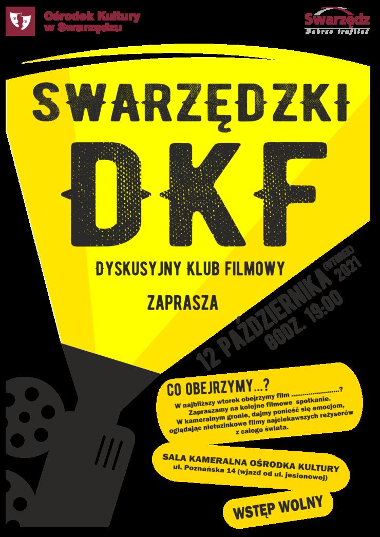 DKF plakat